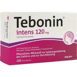 TEBONIN INTENS 120MG